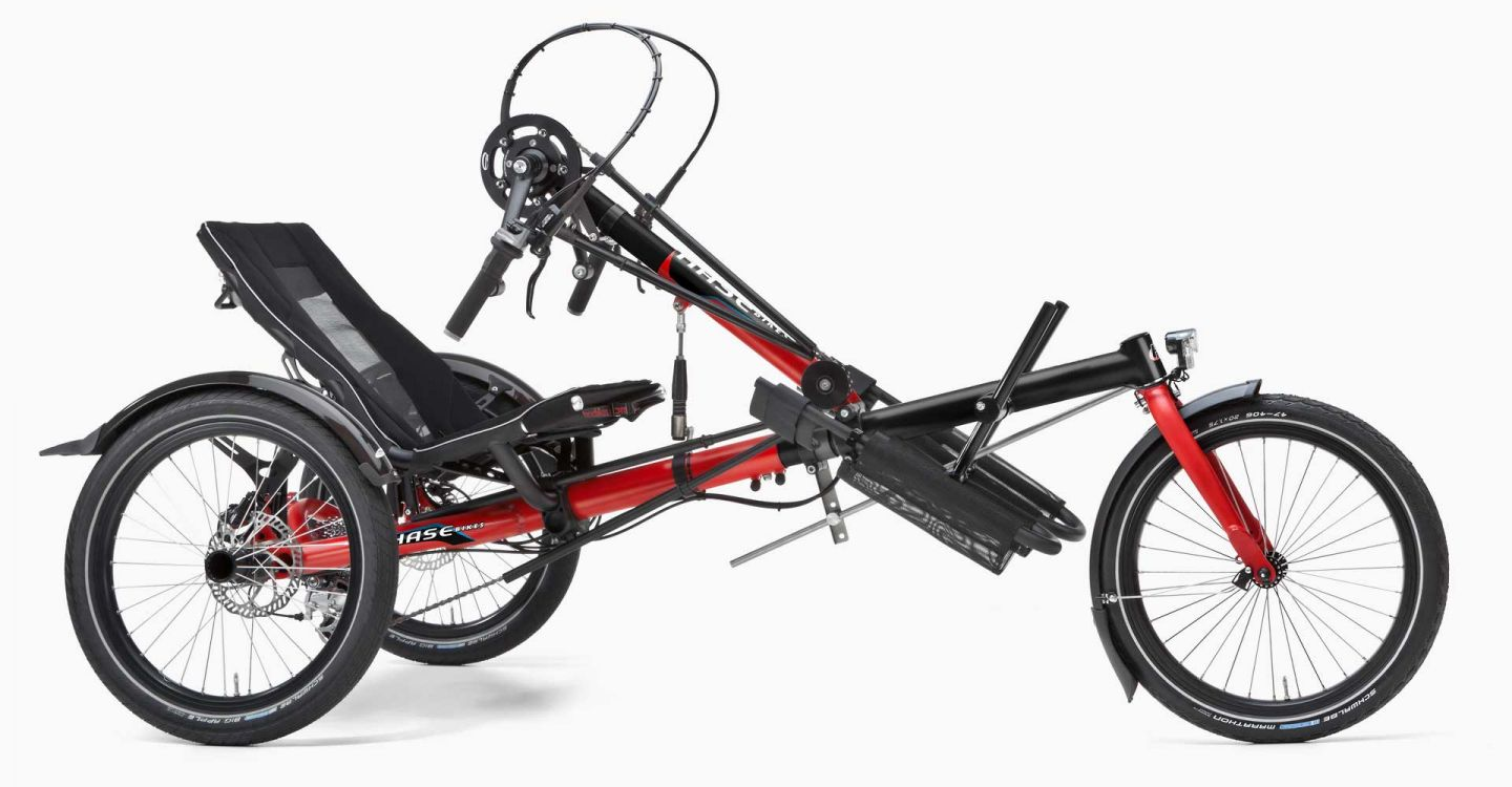 Hase Kettwiesel Hand Cycle