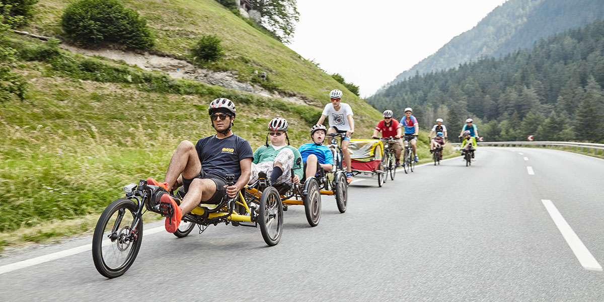 RAD-INNOVATIONS AT THE LONG TRAIL CENTURY RIDE TO BENEFIT VERMONT ADAPTIVE SKI AND SPORTS