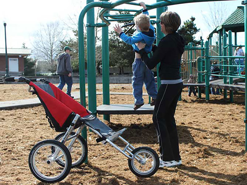 Photo of Rad-Innovations Uni-Roller Adaptive Stroller Jogger Push Chair